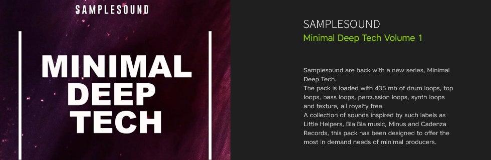 Minimal / Deep Tech :: Beatport Sounds