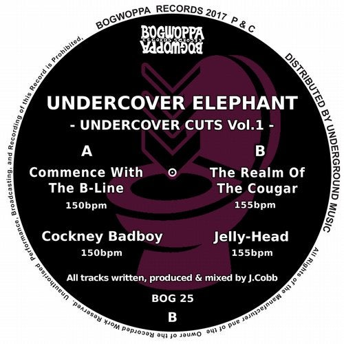 Undercover Cuts Vol 1