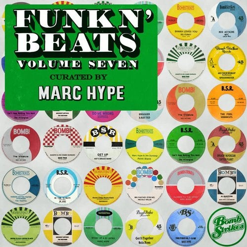 Funk N' Beats, Vol. 7 (Curated by Marc Hype)