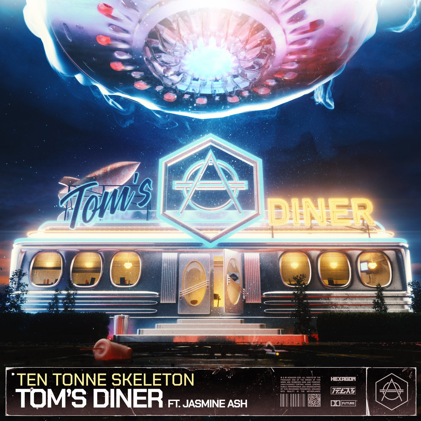 Tom's Diner feat. Jasmine Ash