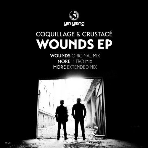 Coquillage & Crustacé - Wounds EP