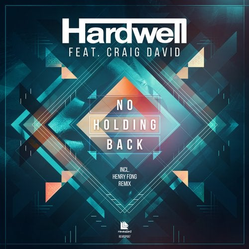 No Holding Back - Incl. Henry Fong Remix