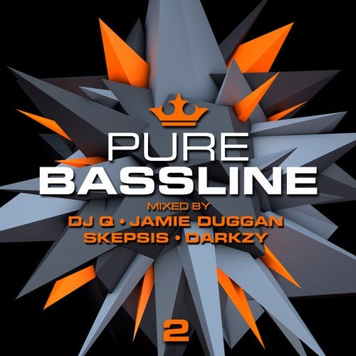 Pure Bassline 2 (Mixed by DJ Q & Jamie Duggan, Skepsis & Darkzy)
