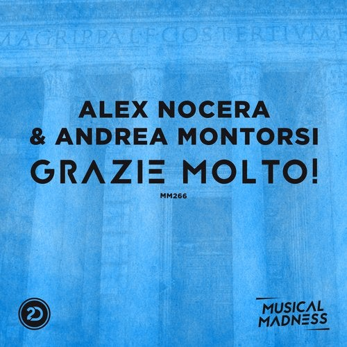Alex Nocera & Andrea Montorsi - Grazie Molto!
