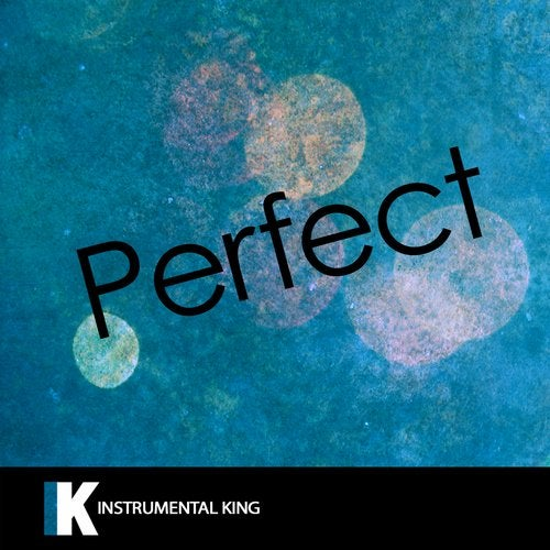 Perfect (In the Style of Ed Sheeran) [Karaoke Version] from