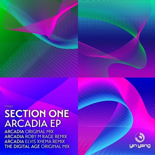 Section One - Arcadia EP from Yin Yang on Beatport