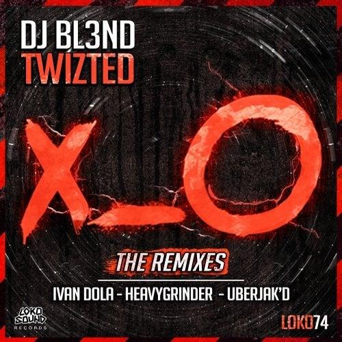 DJ BL3ND - Twizted (Uberjak'd Remix)