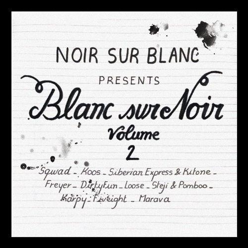 Blanc Sur Noir Vol. 2