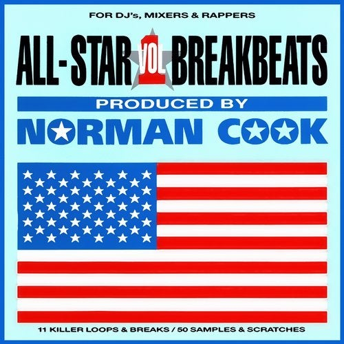All Star Breakbeats, Vol. 1 (For DJ's, Mixers and Rappers: 11 Killer Loops and Breaks + 50 Samples and Scratches)