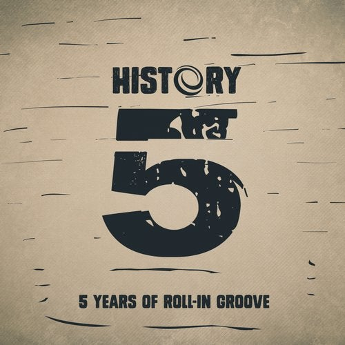 History Five Years Of Roll-In Groove