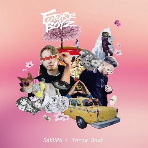 SAKURA / Throw Down