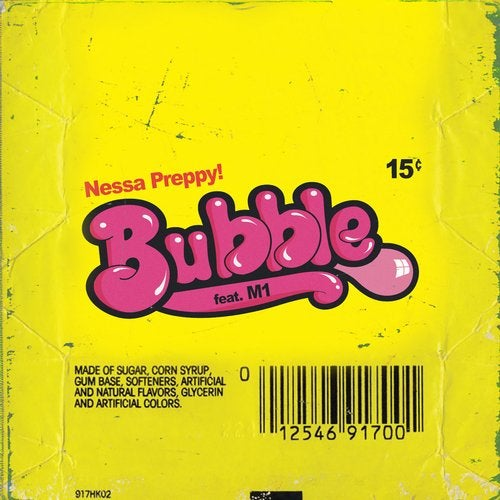 Bubble (feat. M1 aka Menace, Jillionaire, OYE!!!) & OYE!!!