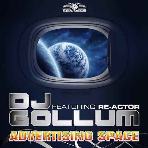 DJ Gollum feat. Re-Actor - Advertising Space