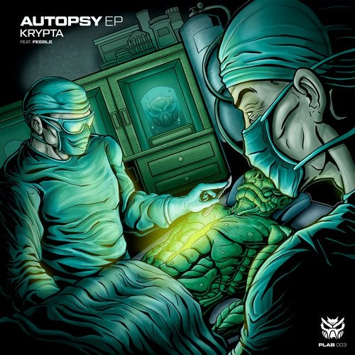 Krypta - Autopsy EP [PLAB003]