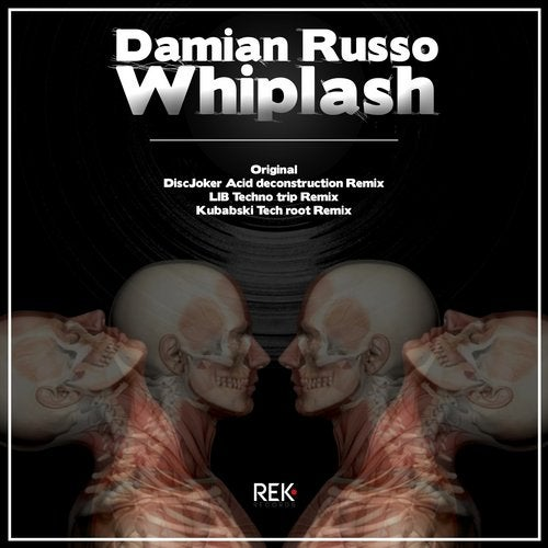 Whiplash (Original mix) by Damian Russo on Beatport