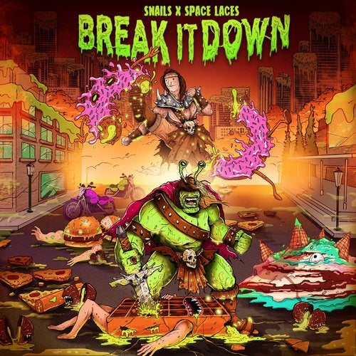 Break It Down (feat. Sam King)