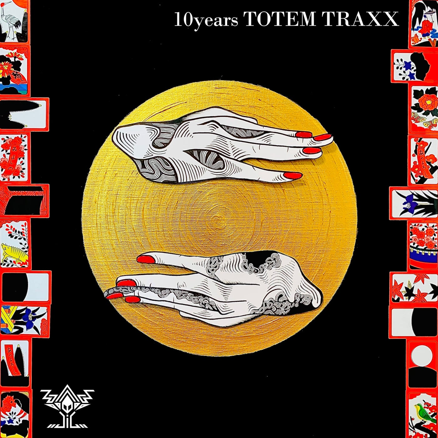 V.A / 10 years TOTEM TRAXX