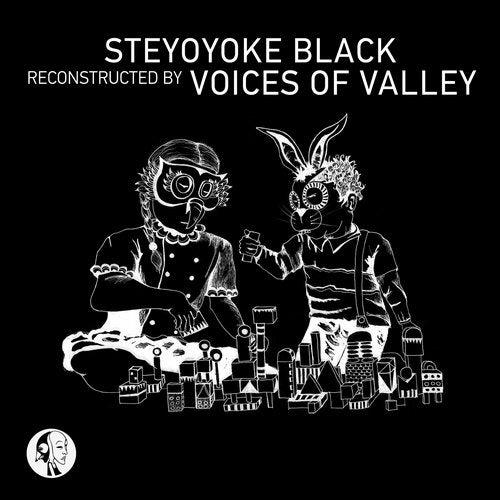 Steyoyoke Black Reconstructed