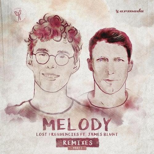 Melody - Remixes, Pt. 1