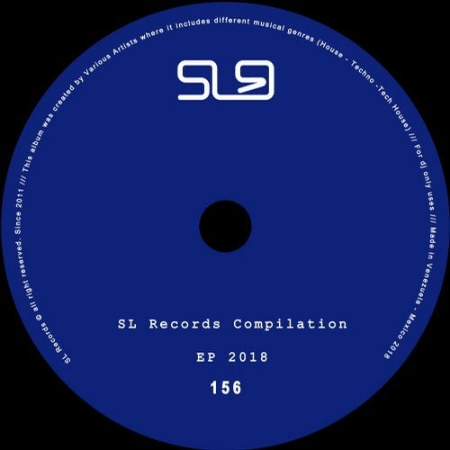 SL Records Compilation EP 2018