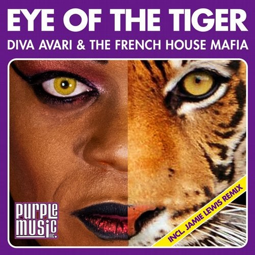 Eye Of The Tiger (Original Disco Mix) by Diva Avari, The French