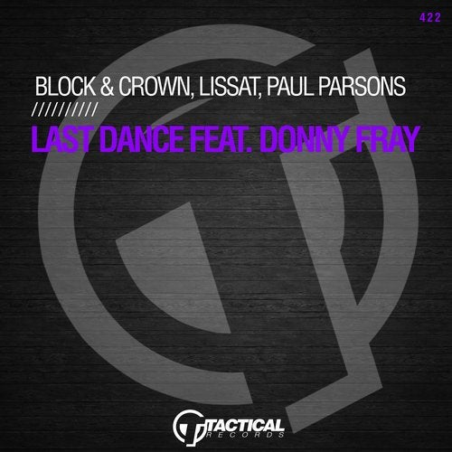 Last Dance Feat. Donny Fray