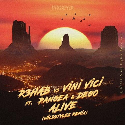 Alive (Wildstylez Remix) feat. Pangea & DEGO
