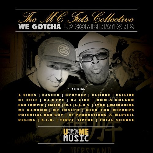 We Gotcha LP Combination 2