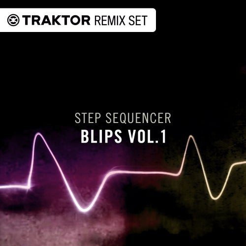 Techno & House Blips Vol. 01 - Step Sequencer Drum Sounds
