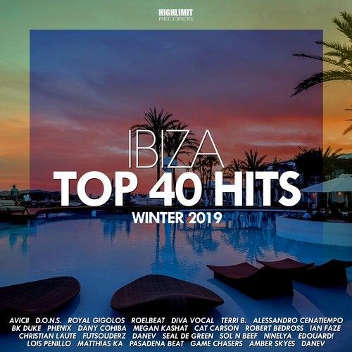 Ibiza Top 40 Hits Winter 2019
