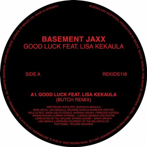Good Luck feat. Lisa Kekaula