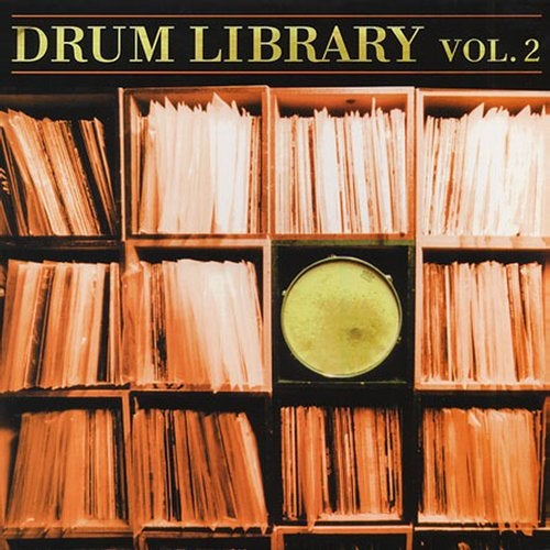 Drum Library Vol. 2