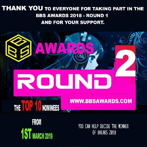 BBS AWARDS - ROUND 2 - NOMINEES - BEST Remix by Stex: Tracks