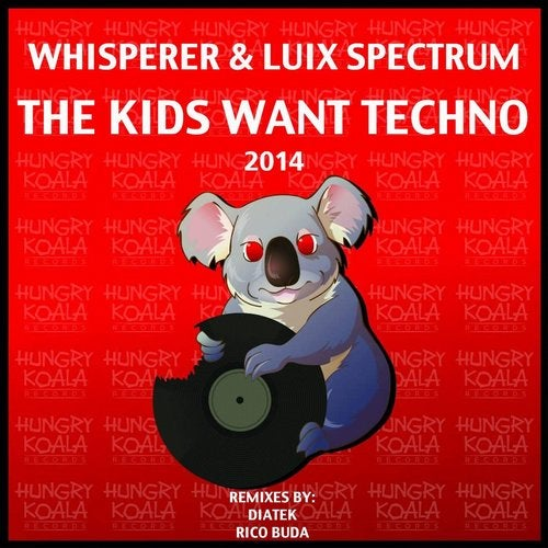 The Kids Want Techno (2014 Remixes)