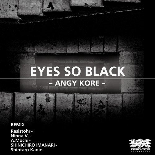Eyes so black