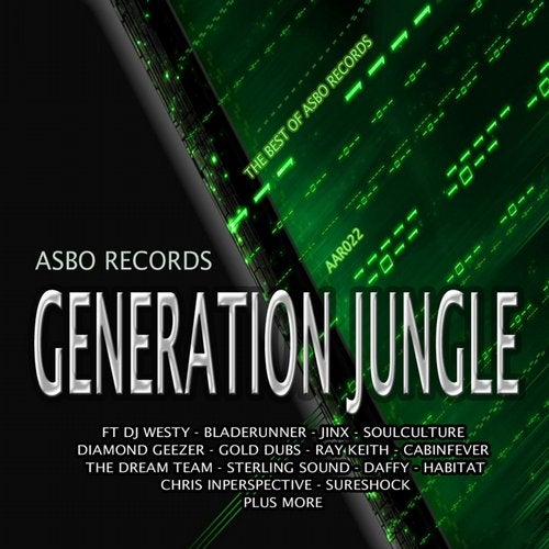 VA - Generation Jungle 1 [AAR022]