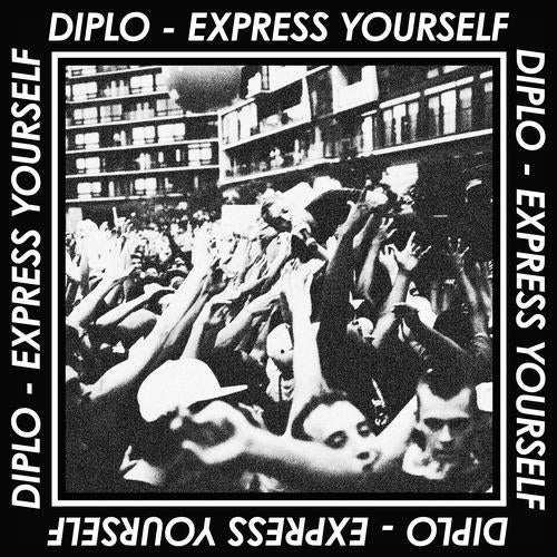 Diplo - Express Yourself EP (MAD165)