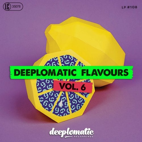 Deeplomatic Flavours, Vol. 6