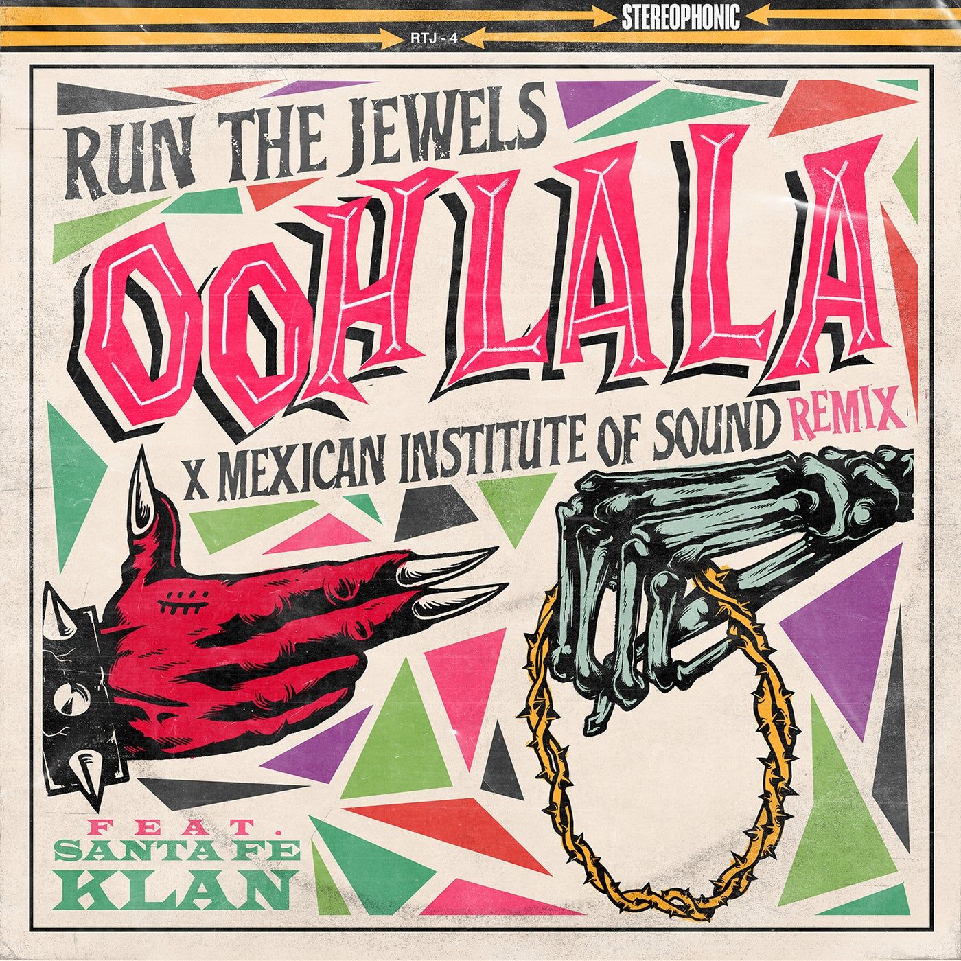 ooh la la (feat. Mexican Institute Of Sound & Santa Fe Klan)