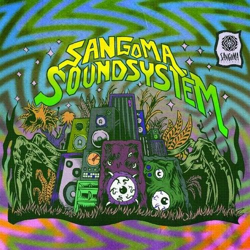 Sangoma Soundsystem, Vol. 2
