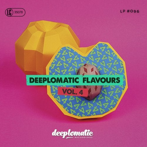 DEEPLOMATIC FLAVOURS, VOL. 4