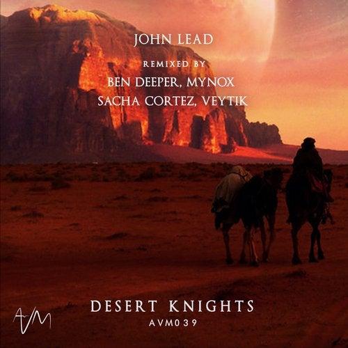John Lead - Desert Knights EP Image