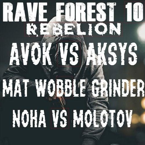 Rave Forest 10 Rebelion