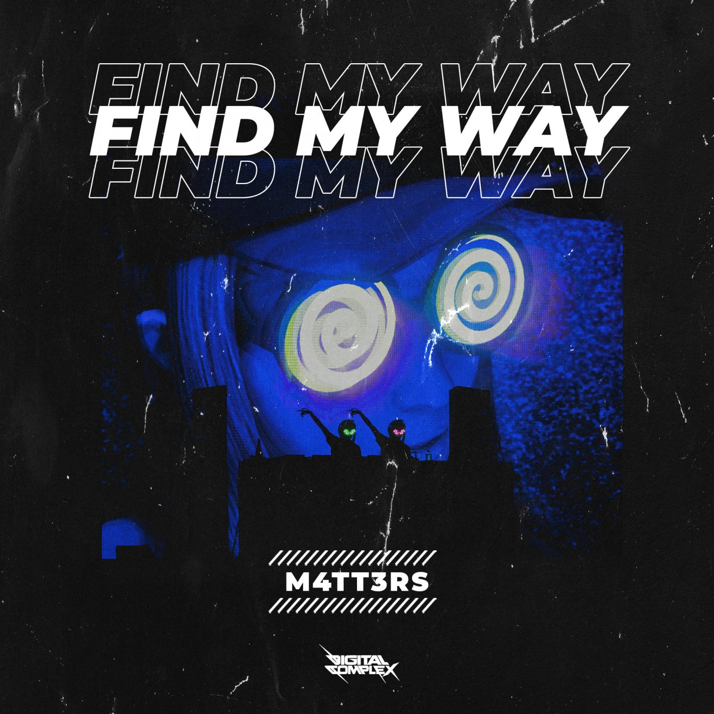 M4TT3RS - Find My Way [OUT NOW] Image