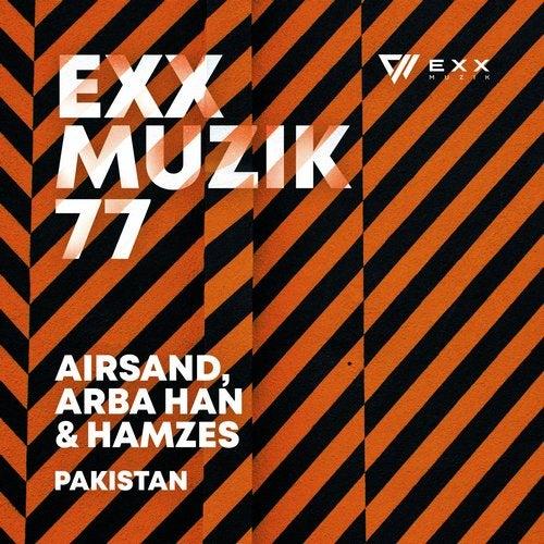 Airsand, Arba Han, Hamzes - Pakistan (Original Mix) [2020]
