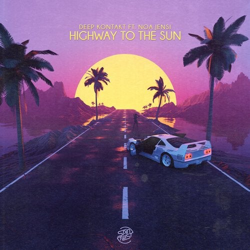 Highway To The Sun feat. Noa Jensi
