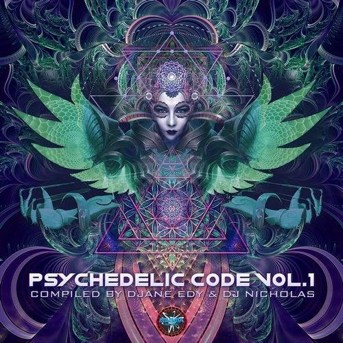 Psychedelic Code, Vol. 1 (Compiled by Djane Edy & DJ Nicholas)