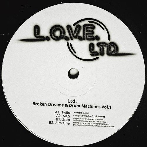 Broken Dreams & Drum Machines Vol. 1
