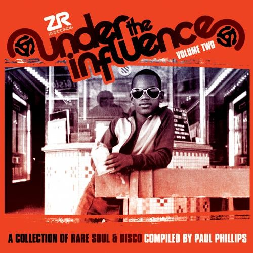 Under The Influence Vol. Two Compiled By Paul Phillips
