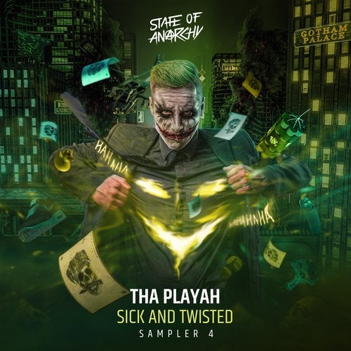 Sick And Twisted Sampler 4 - Extended Mixes